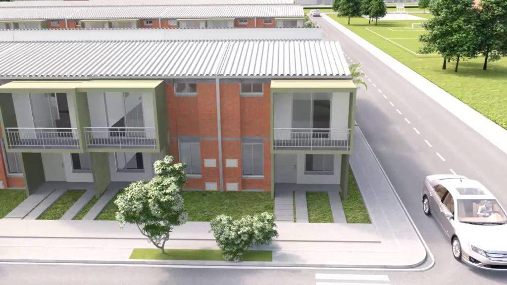 proyectos de vivienda unifamiliar según el NSR-10 QUARKS
